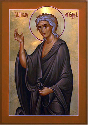 Saint Mary of Egypt