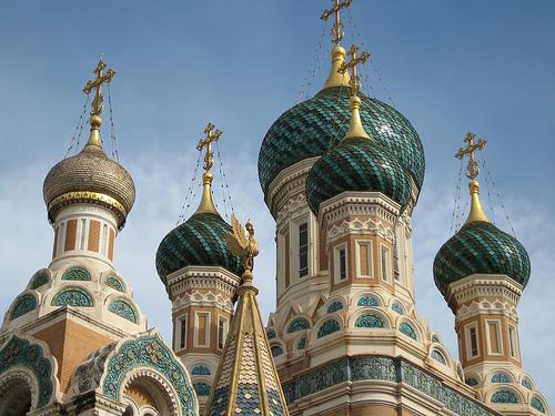 Orthodox Church With Onion Dome Stock Photo - Image: 43953445   Onion Dome Church Saskatchewan