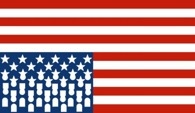 AntiWar_Flag_Design