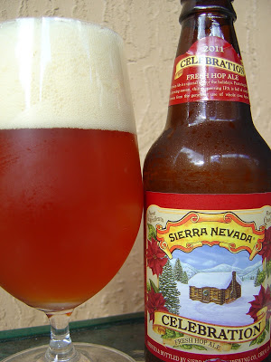 Sierra Nevada Celebration Ale 2011